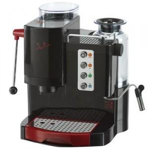 La cafetera expresso CA488 de JATA es el modelo más completo. Lleva incluido hasta un molinillo de café.