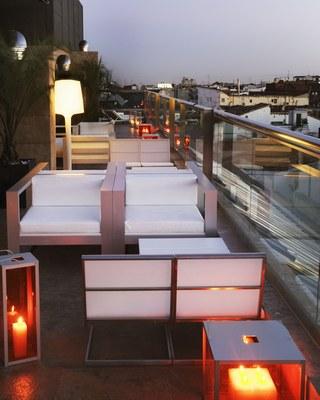 Estufas de exterior disfrutar de la terraza en invierno - Estufa de terraza ...