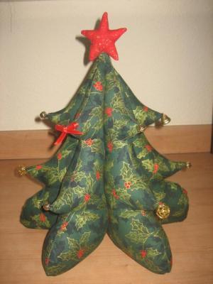 Arbol tela 2 - Arboles de navidad de chuches ...